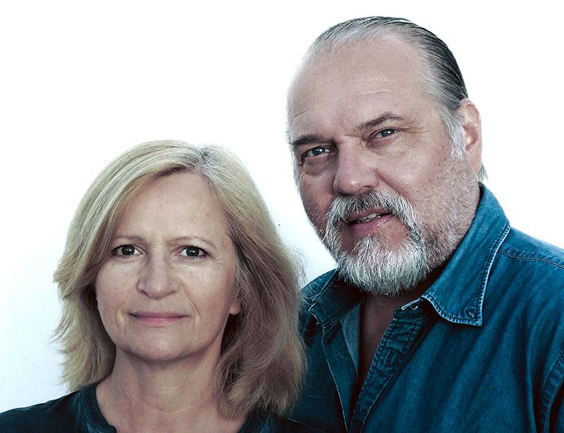 Johanna Gastdorf und Jan-Gregor Kremp